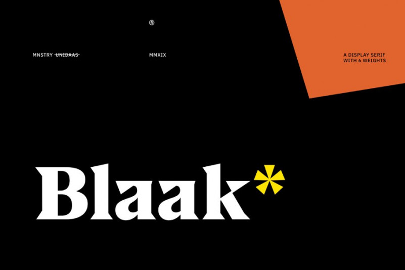 Blaak Serif Font Family Free Download [Direct Link]