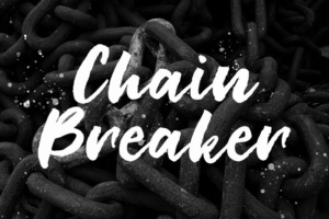 Chain Breaker Script Font Free Download [Direct Link]