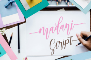 Madani Calligraphy Font Free Download [Direct Link]