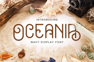 Oceania Display Font Free Download [Direct Link]