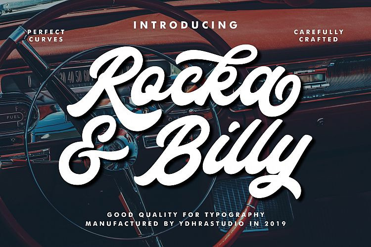 Rocka & Billy Font Free Download [Direct Link]