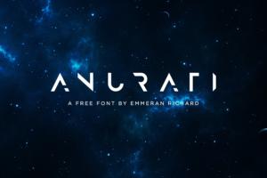 Anurati Font Free Download [Direct Link]