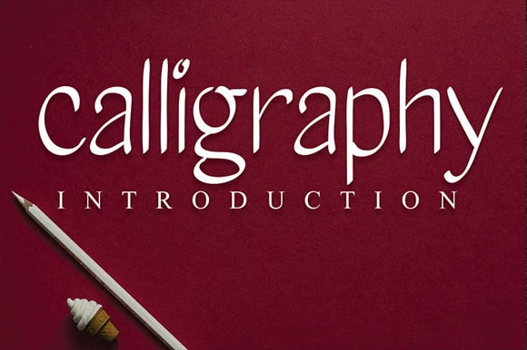 Calligraphy Script Font Free Download [Direct Link]