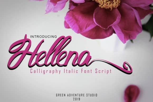 Hellena Script Font Free Download [Direct Link]