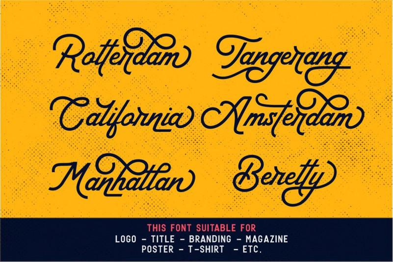 Arthington Font free download