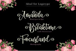 Priscilla Script Font Free Download [Direct Link]