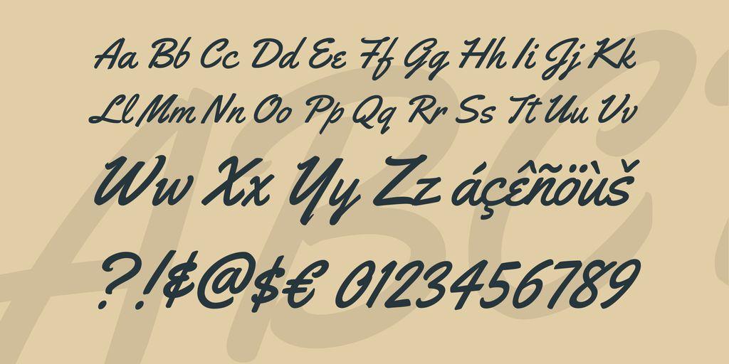 yellowtail-font-free