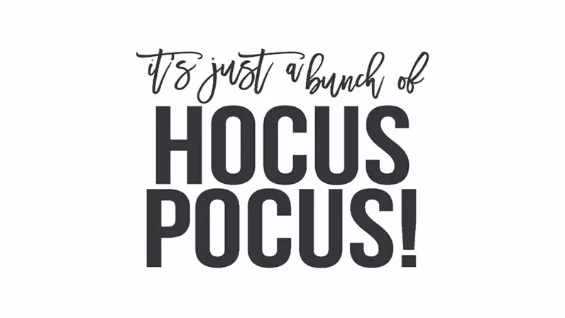 Hocus Pocus Font Free Download [Direct Link]