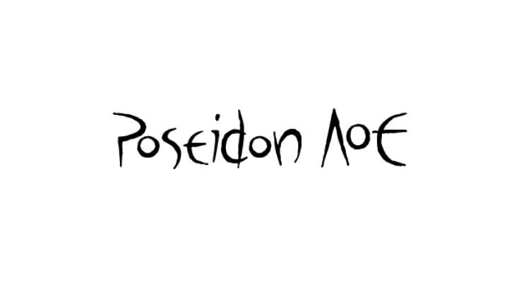 Poseidon Font Free Download [Direct Link]