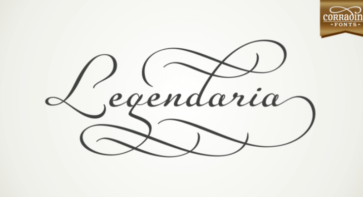 Legendaria Font Free Download [Direct Link]