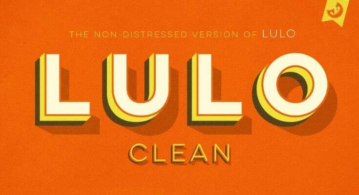 Lulo Clean Font Free Download [Direct Link]