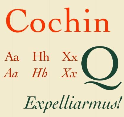 Cochin-Font-free-download