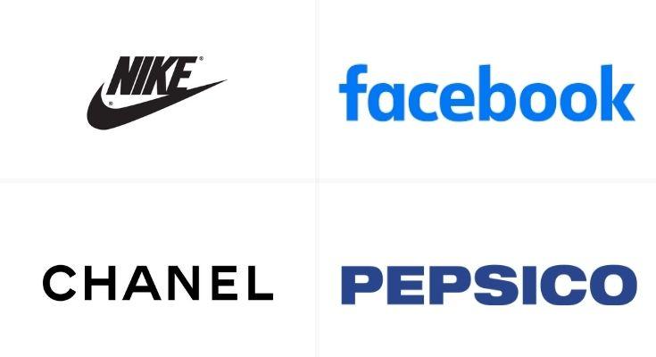 big companies logos
