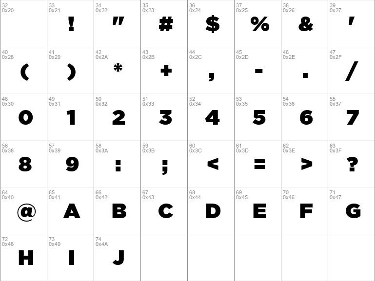 gotham-ultra-font