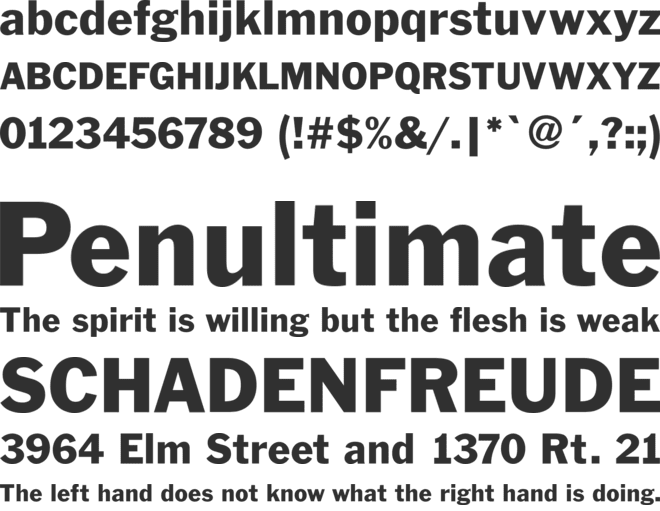 franklin-gothic-font-large-preview