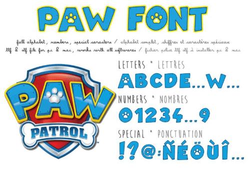 paw-patrol-font