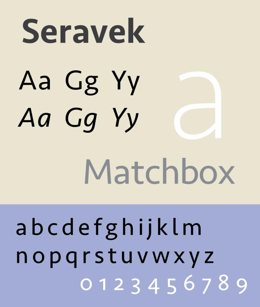 seravek-font