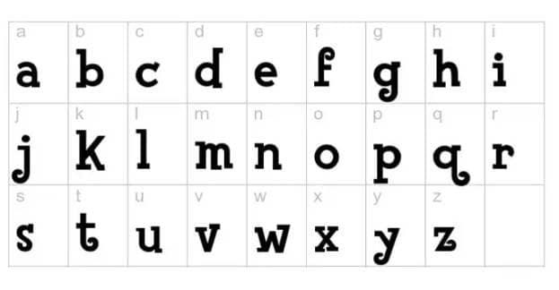 Animal-Crossing-font