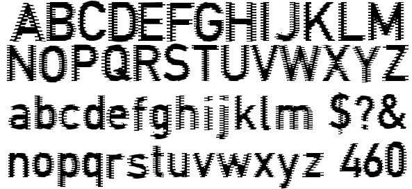 Connection-Regular-Font