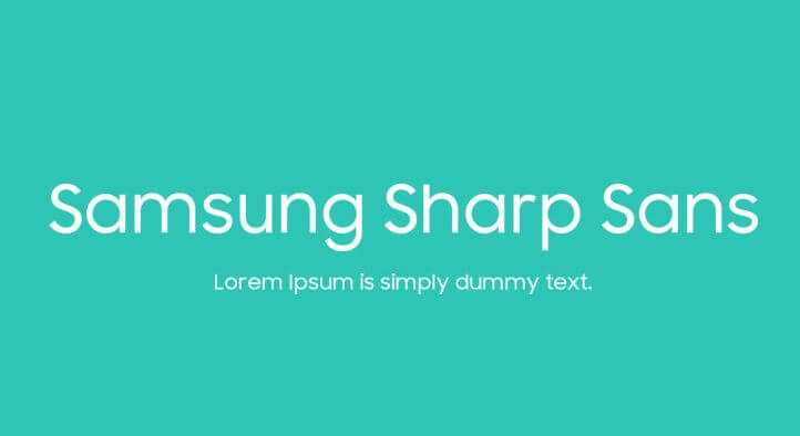 Samsung-Sans