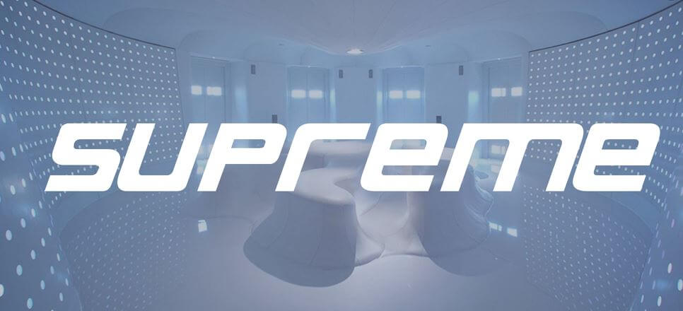 Supreme-Font