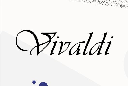 Vivaldi-Font