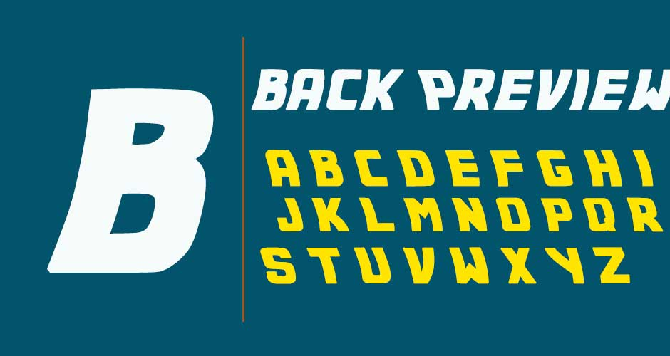 Back to the Future Font Free Download