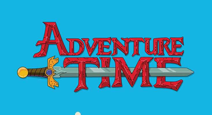 Adventure Time Logo Font Free Download