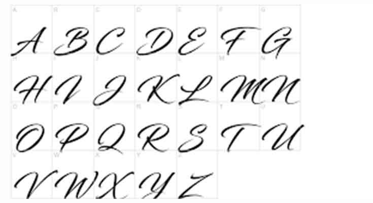 Blacksword-Font-Preview