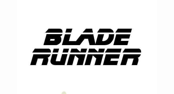 Blade Runner Font Free Download