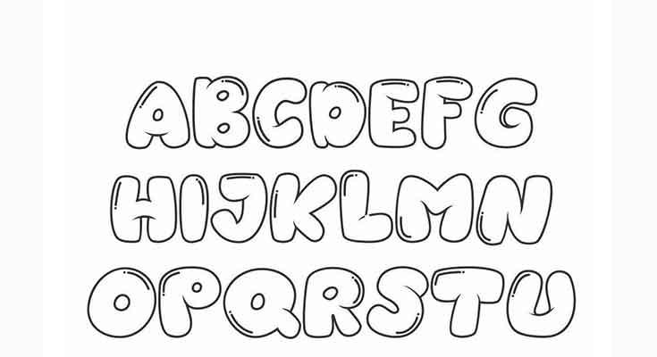 Bubble-Letters-Font-Preview
