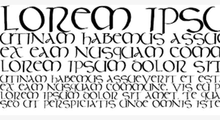 Celtic-Font-preview