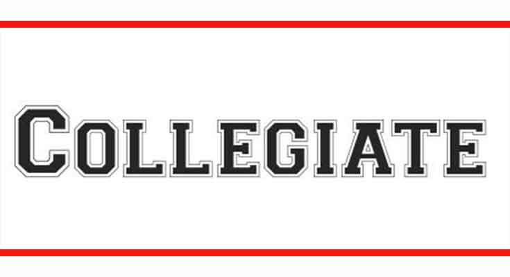 Collegiate Font Free Download