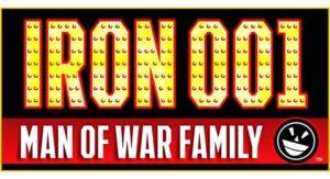Iron Man Of War Font Free Download