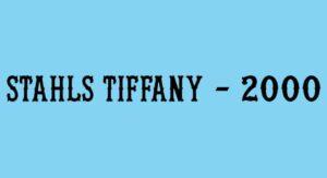 Stahls Tiffany Font Free Download