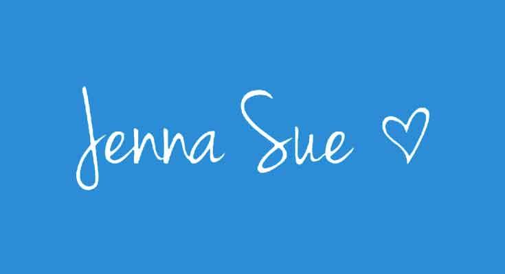 Jenna Sue Font Free Download
