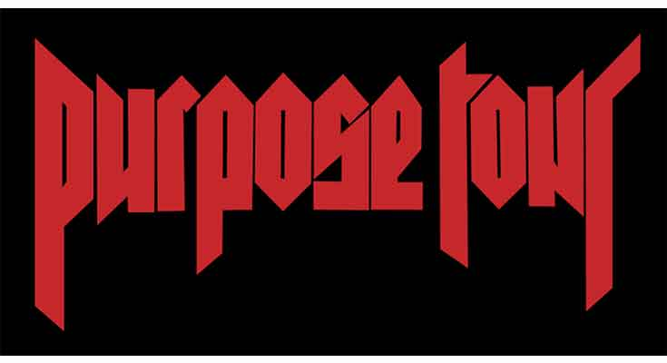 Purpose Tour Font Free Download